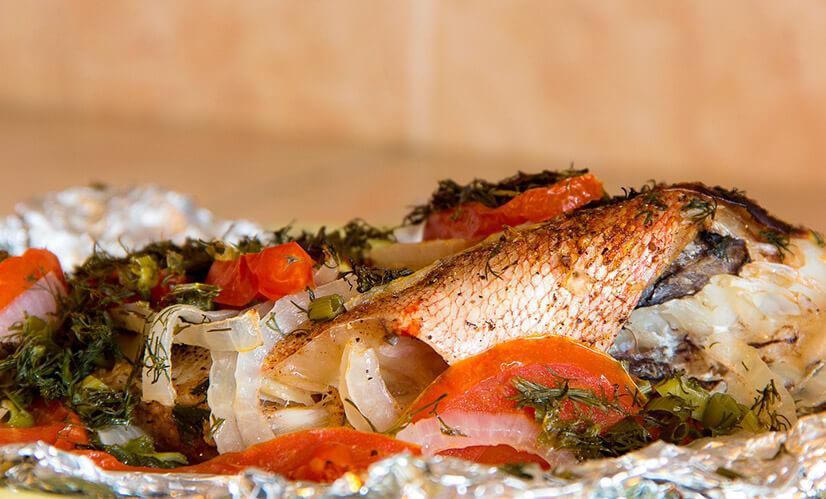 Ее мясо вкусное, со специфическим и приятным рыбным запахом.