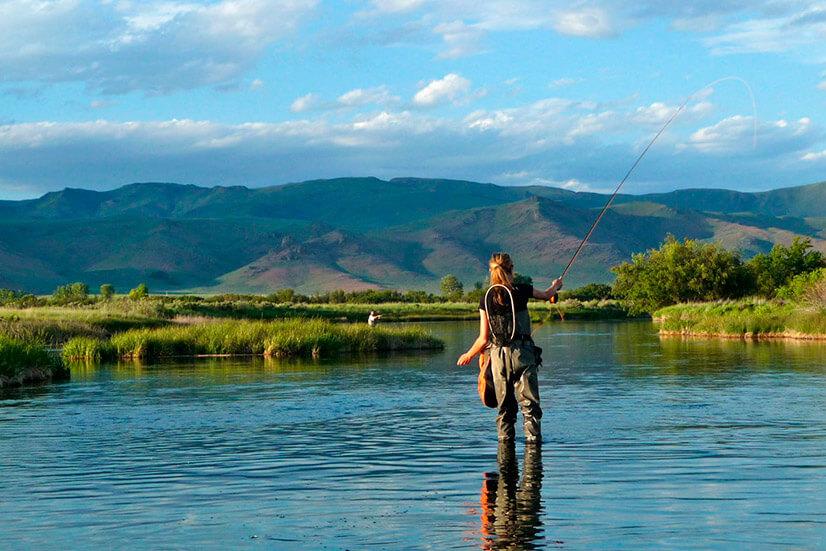 Рыбалка на Алтае - список бесплатных и платных мест, отзывы