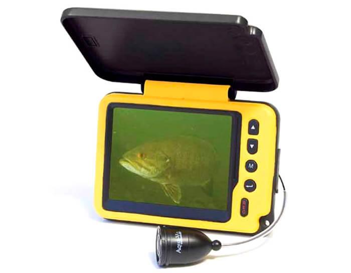 Рейтинг 6 лучших камер для зимней рыбалки
