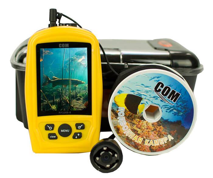 Устройство зимней подводной камеры