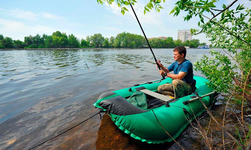 Рыбалка в Подмосковье: лучшие места и отзывы
