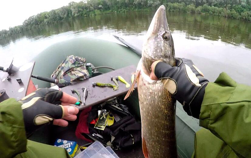 Рыбалка в Рязанской области: лучшие места и отзывы