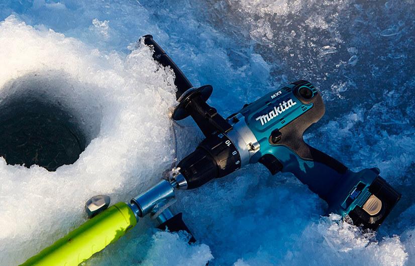 Шуруповерт для зимней рыбалки: модели, отзывы и советы по выбору