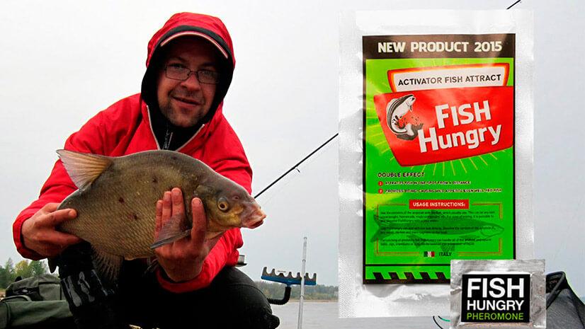 """Активатор клева """"Голодная рыба"""": описание, использование, отзывы"""