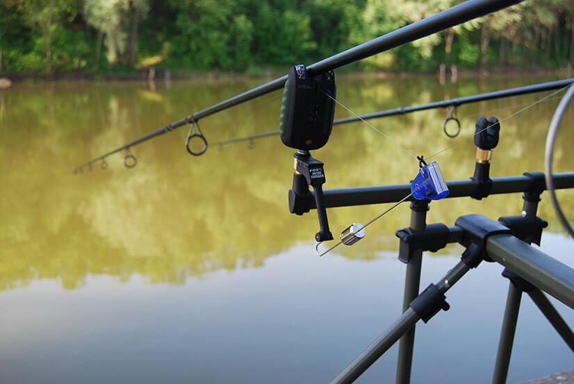 Сигнализатор поклевки для фидера — Здесь рыба