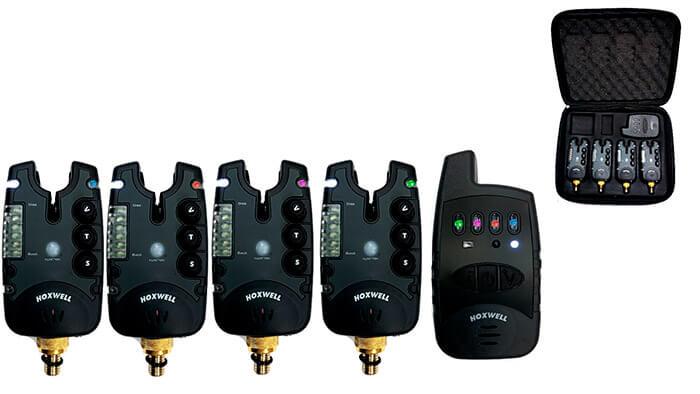 Как выбрать электронный сигнализатор поклевки: популярные модели и цены