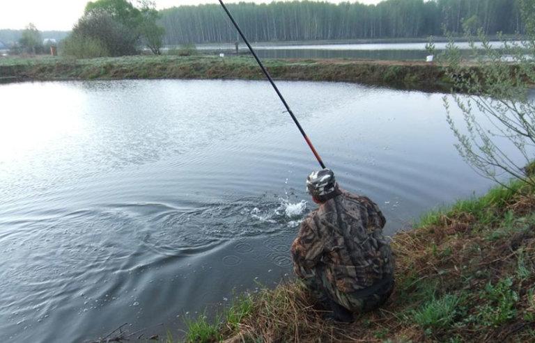 Леоново чеховский район рыбалка