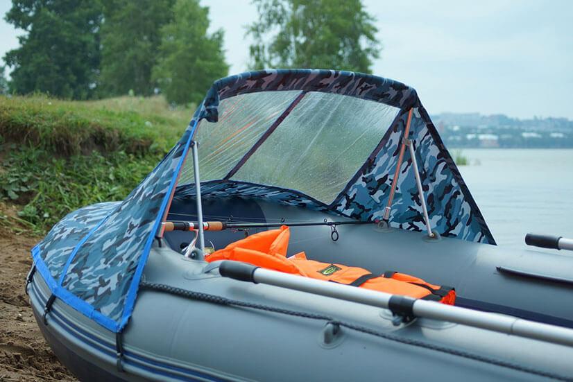 Тюнинг лодки ПВХ: особенности и советы по проведению