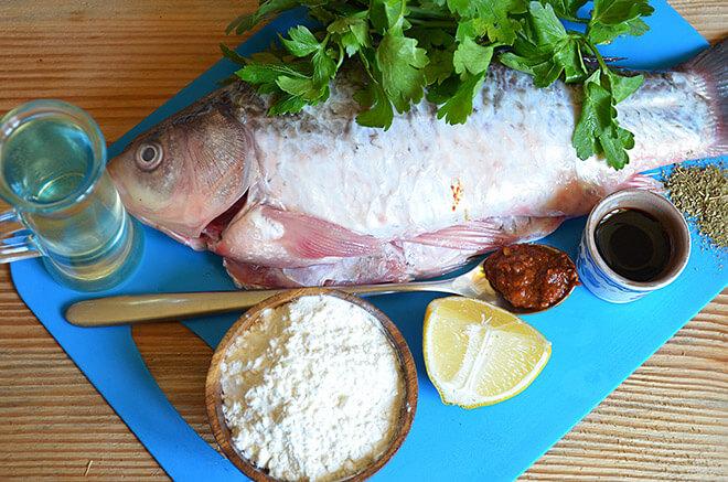 Как подготовить рыбу к жарке?