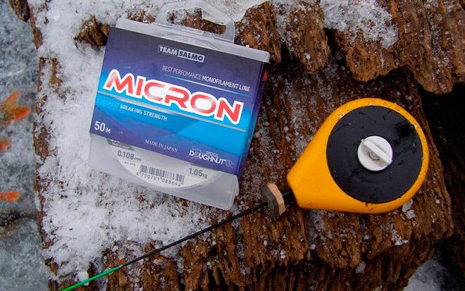 Как выбрать леску для зимней рыбалки. Чем отличается зимняя леска от обычной?