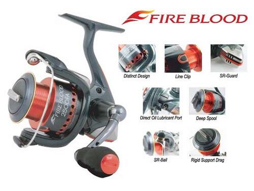 Shimano Fireblood