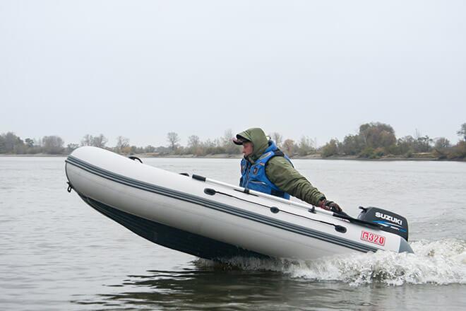 Как улучшить выход лодки на глиссирующий режим передвижения?