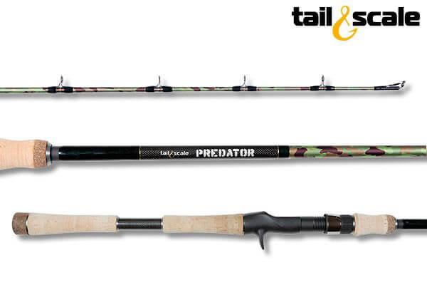 Tail & Scale Jerkbait Predator