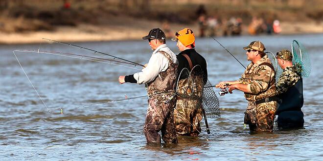 Как одеться на рыбалку?