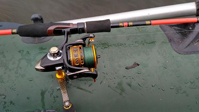 Катушки Риоби: отзывы рыбаков, конструкция, модели