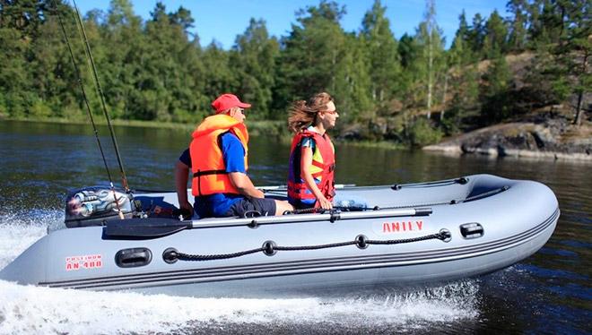 Какое дно лучше для лодки ПВХ?
