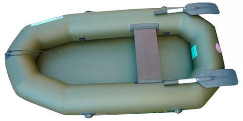 Одноместные лодки ПВХ