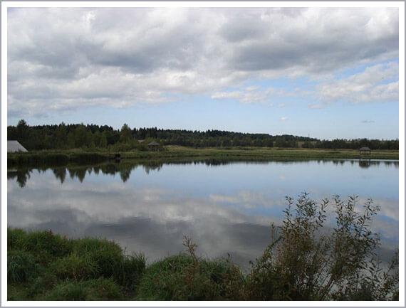 Рыболовная база Таболово