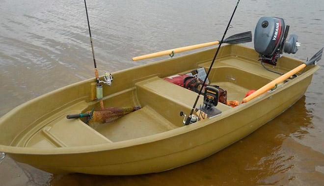 Советы по выбору пластиковой моторной лодки