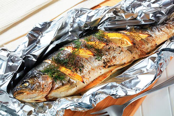 Как приготовить рыбу жерех