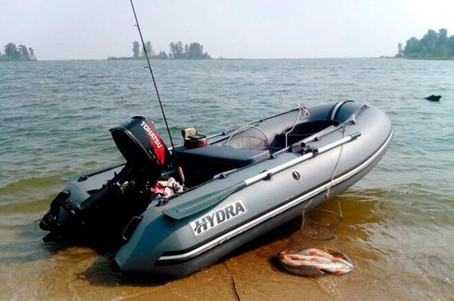 Киль для лодки ПВХ