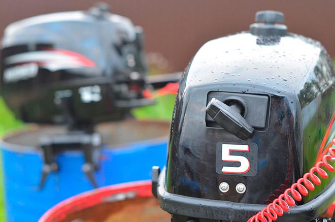 Лодочные моторы 5 лошадиных сил
