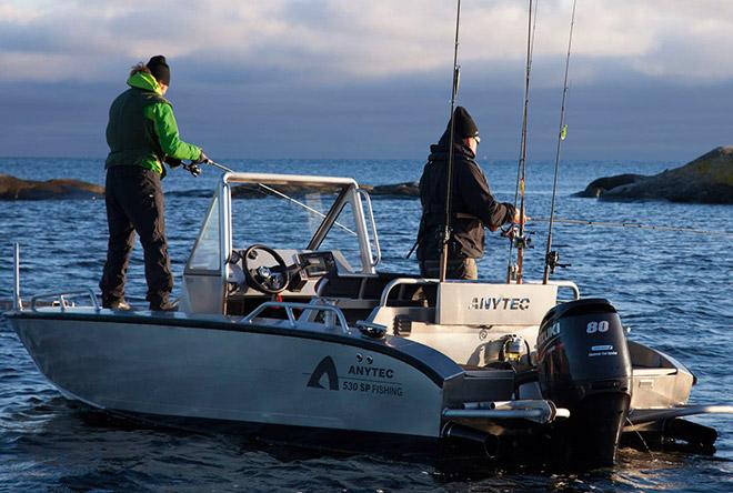 Как выбрать алюминиевый катер для рыбалки
