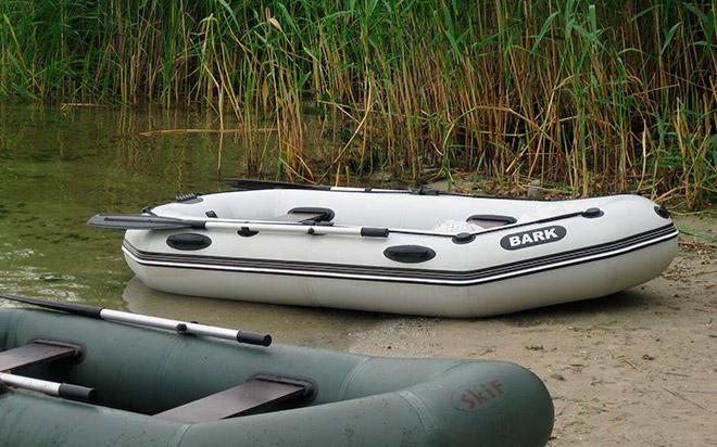 Лодка ПВХ Барк