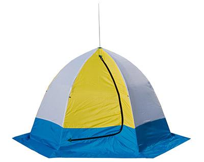 Палатка зимняя СТЭК Elite 4