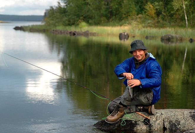 Преимущества платной рыбалки