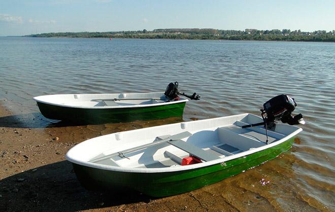 Как выбрать пластиковую лодку?